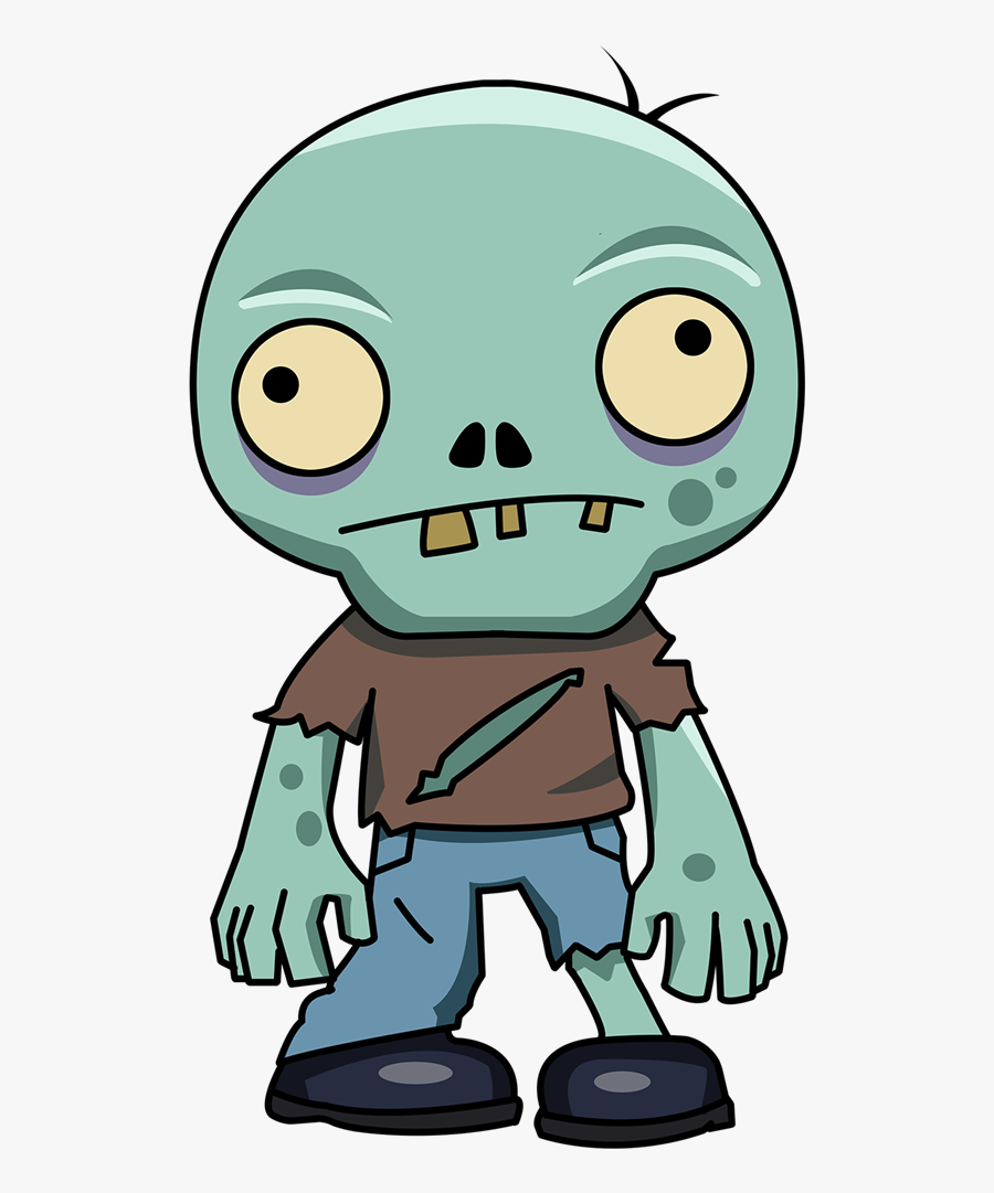 Free To Use & Public Domain Zombie Clip Art - Transparent Background Zombie Clipart, Transparent Clipart