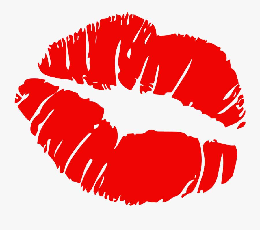 Kiss Mark Transparent Png - Kiss Mark Png, Transparent Clipart