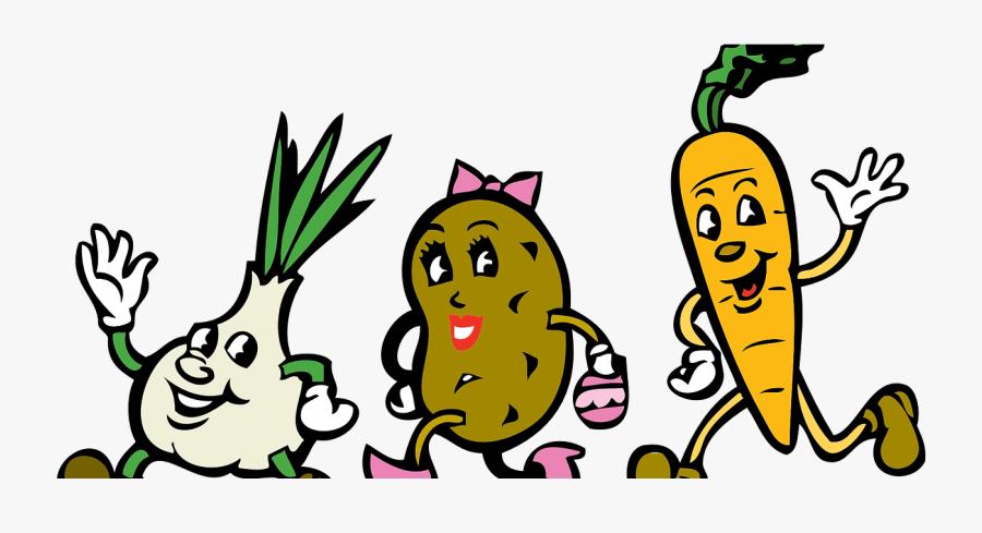 Vegetables 29063 - Food We Eat Clip Art, Transparent Clipart