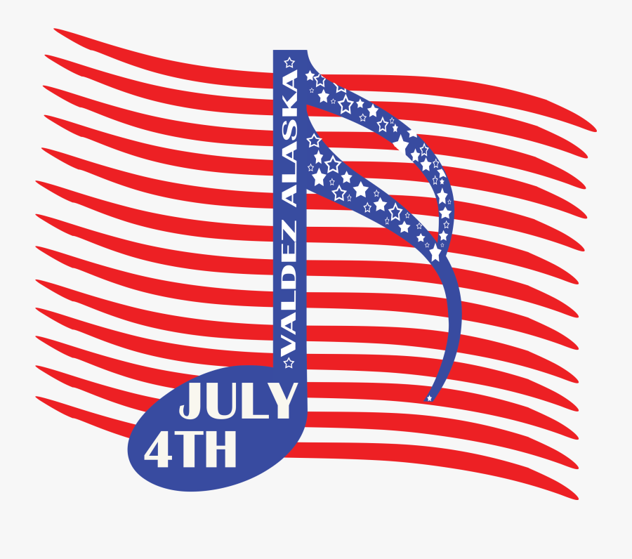 July 4th Artwork For Tshirts - 4th July Free Graphic, Transparent Clipart