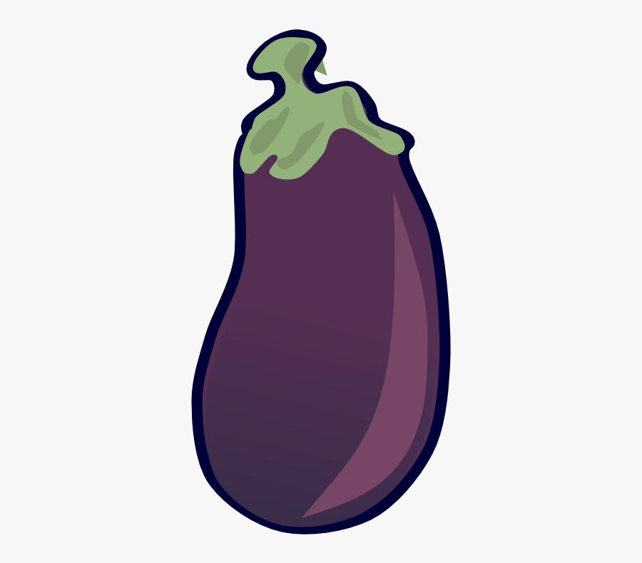 Eggplant Png Clipart - Eggplant Clip Art, Transparent Clipart
