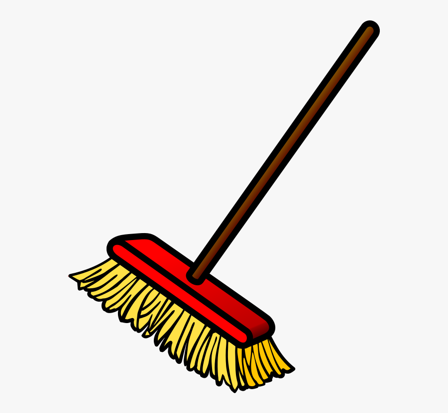 Broom Clipart Free Clipart Image - Broom Clipart, Transparent Clipart