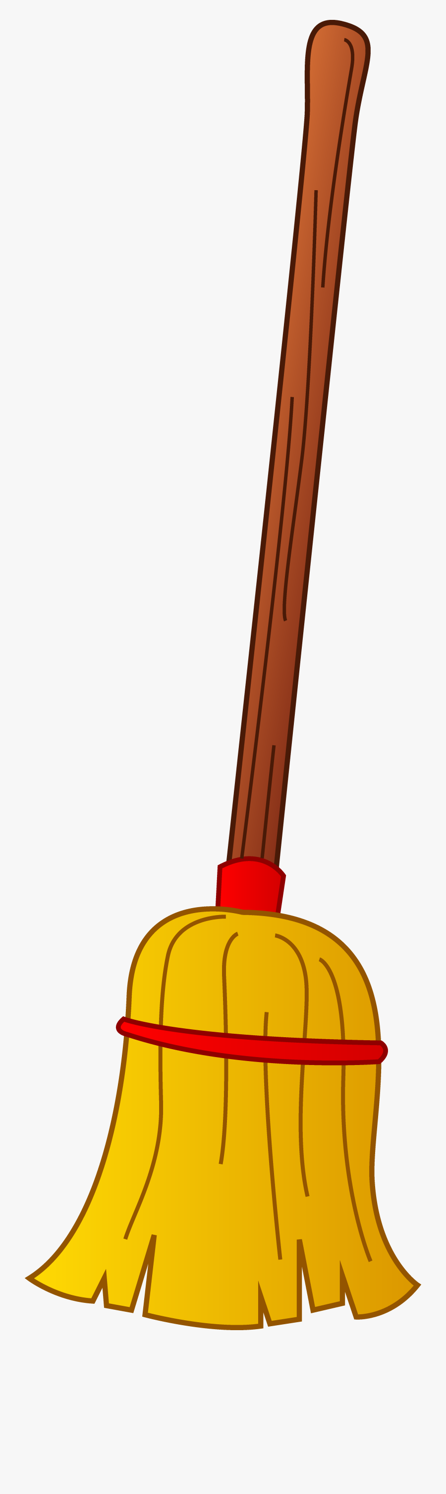 Sweep - Clipart - Broom Clipart, Transparent Clipart