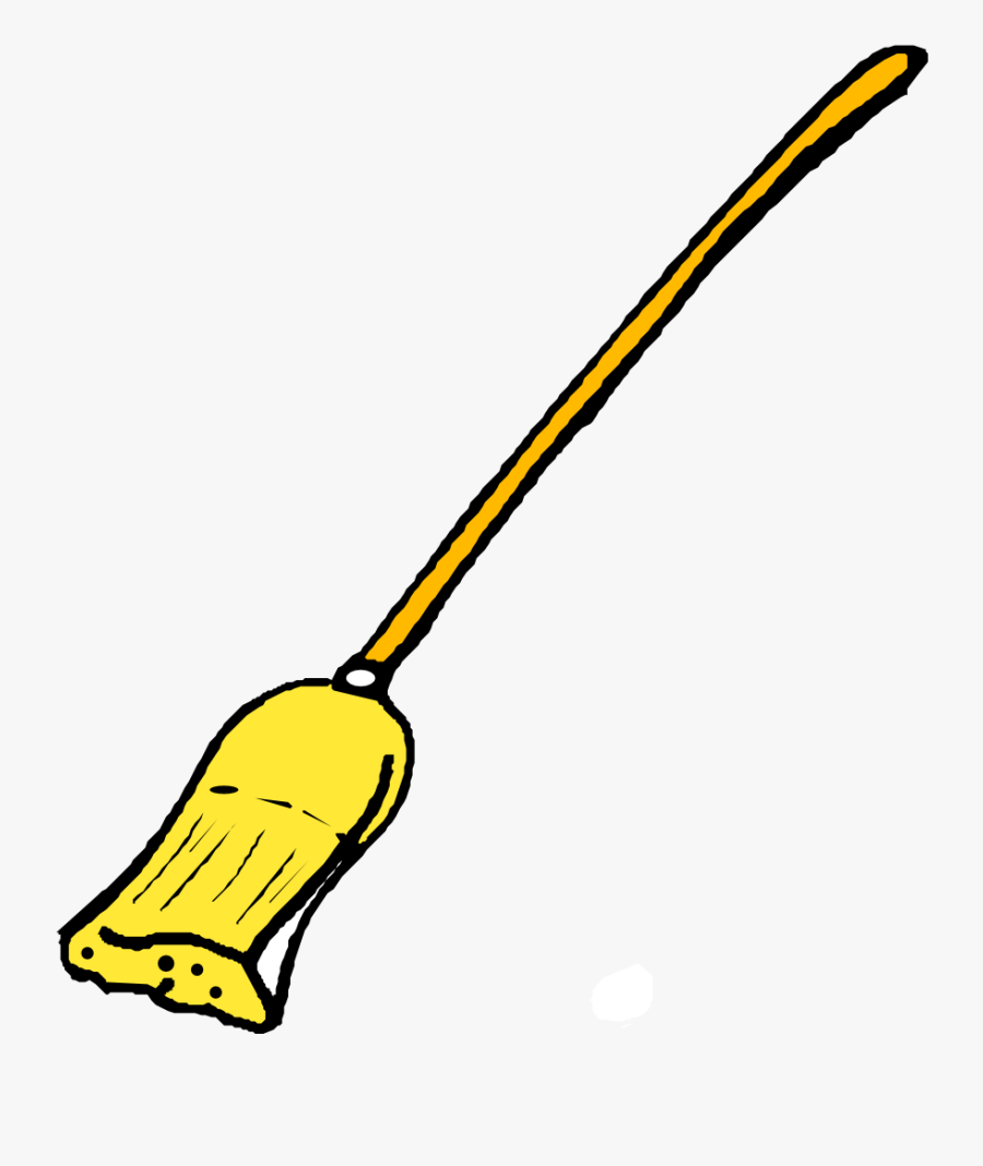 Broom Clipart Free Clipart Images - Broom Clip Art, Transparent Clipart