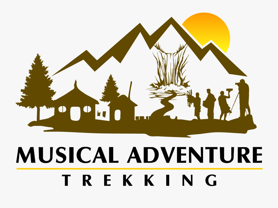 Trekking Manaslu Circuit Trek - Illustration, Transparent Clipart
