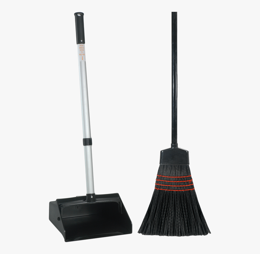 Best Free Images Clipart Broom - Dustpan And Broom Clipart, Transparent Clipart