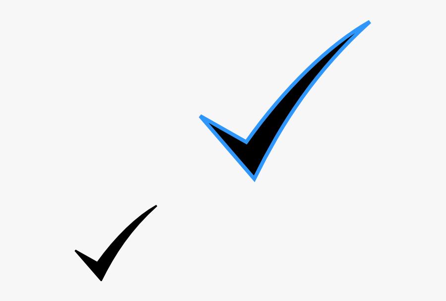 Powerpoint Check Mark Symbol - Clip Art Check Mark Symbol, Transparent Clipart