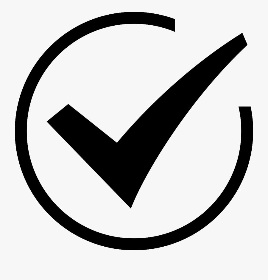 Check Mark Symbol Clip Art - Check Mark Icon Png, Transparent Clipart