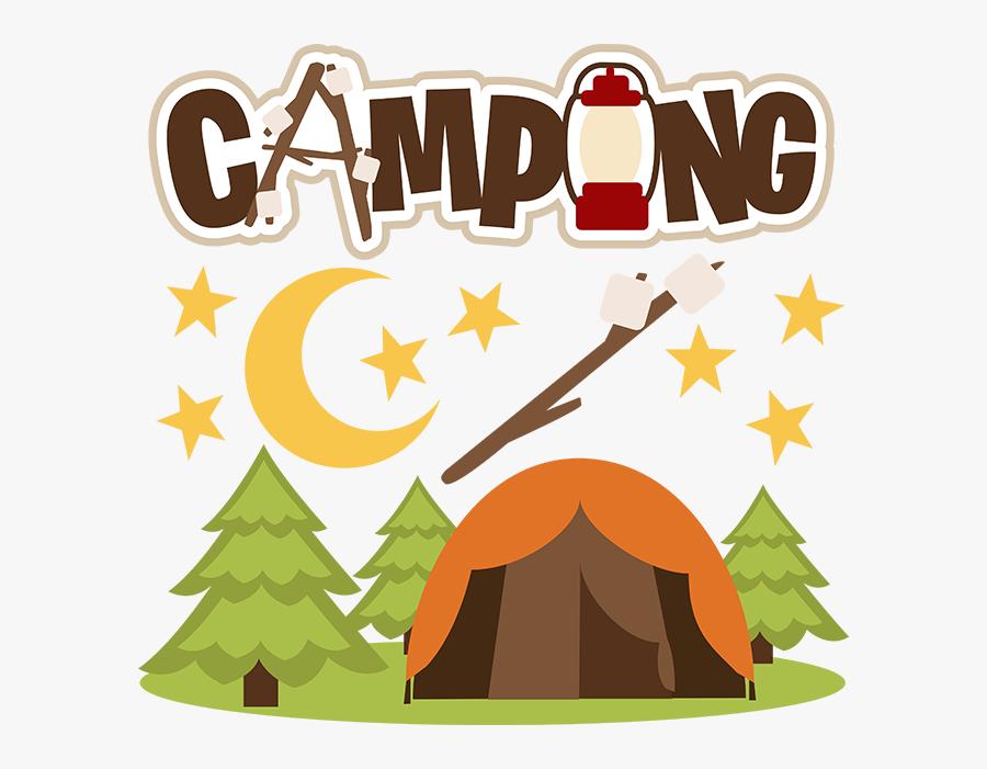 Camping Clip Art Free, Transparent Clipart