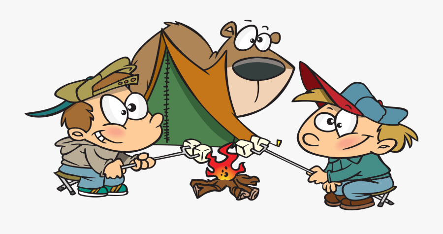 Camping Clipart Free To Use Clip Art Resource - Camping Cartoon Clipart, Transparent Clipart