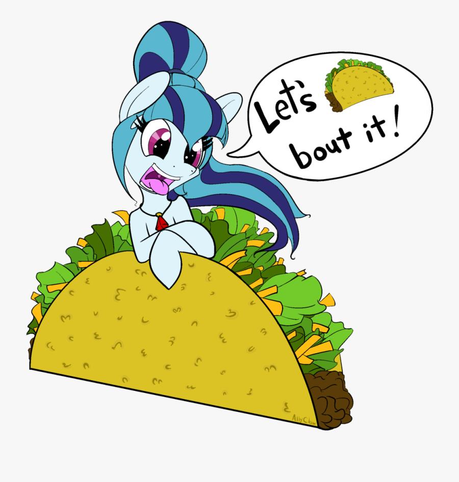 Taco Clipart Dragons Love Tacos - Cute Magic Taco Cartoon, Transparent Clipart
