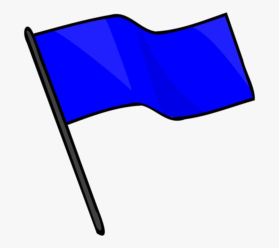 Clip Art Download - Capture The Flag Flag, Transparent Clipart