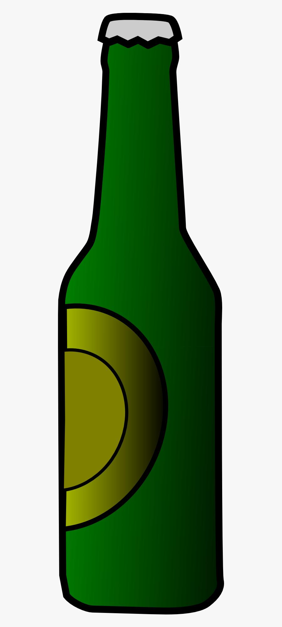Public Domain Clip Art Image - Beer Glass Bottle Clipart, Transparent Clipart