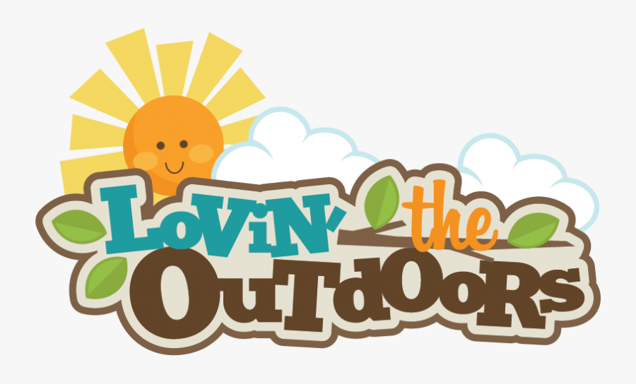 Lovin - Outdoor Fun Clip Art, Transparent Clipart