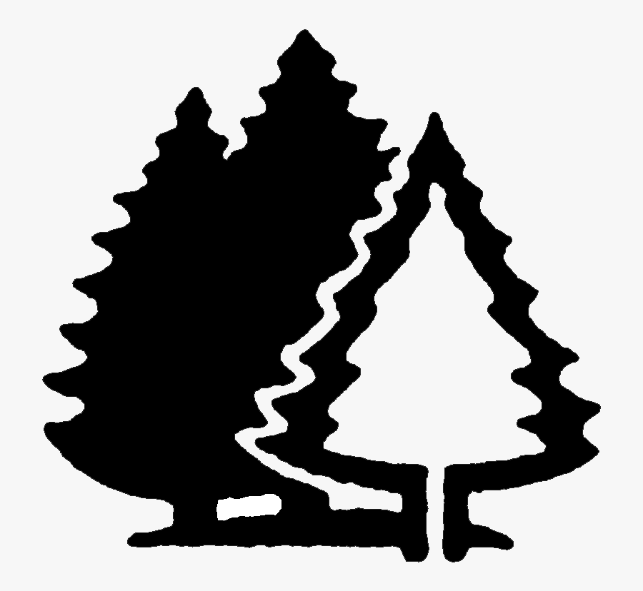 Camping Clipart Black And White Transparent, Transparent Clipart