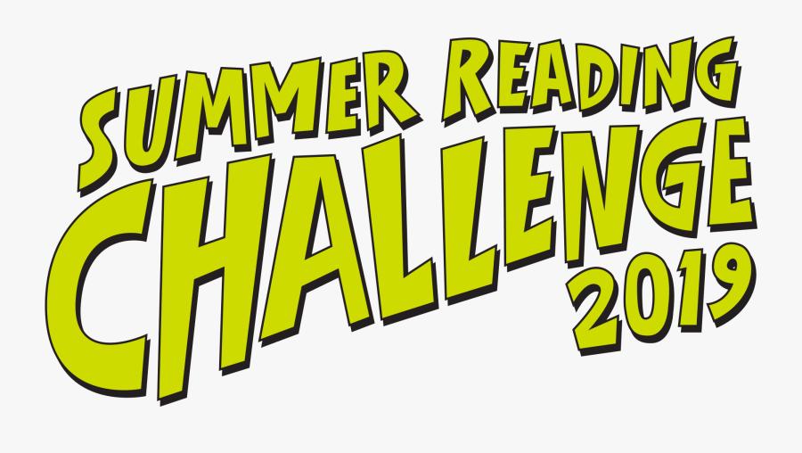 September Clipart Summer End - Summer Reading Challenge 2019, Transparent Clipart