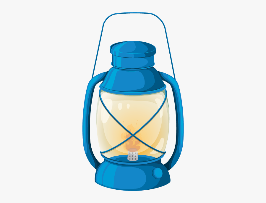 Camping Lantern Clip Art, Transparent Clipart