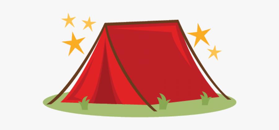 Clip Art Camping Tent Clip Art - Cute Camping Tent Clipart, Transparent Clipart