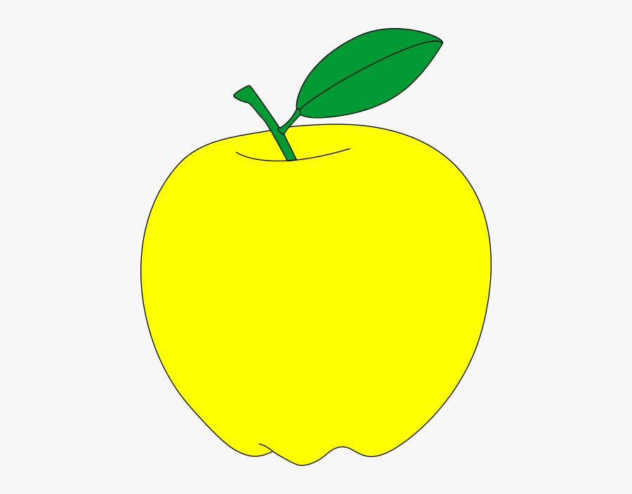 Apple Free Vector Printable - Free Printable Red Yellow Green Apple, Transparent Clipart
