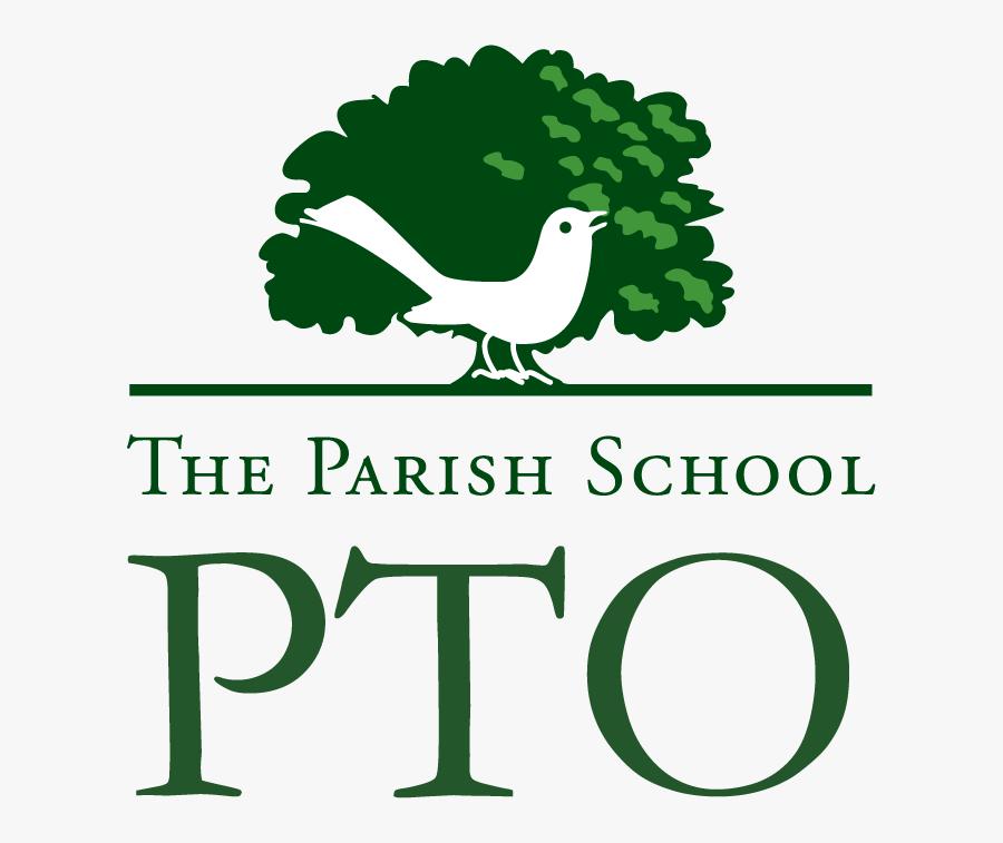 Parish School Houston Logo, Transparent Clipart
