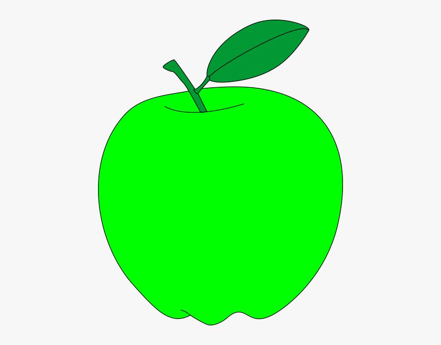 Apple Fruit Clipart Pdf - Apple Pdf, Transparent Clipart