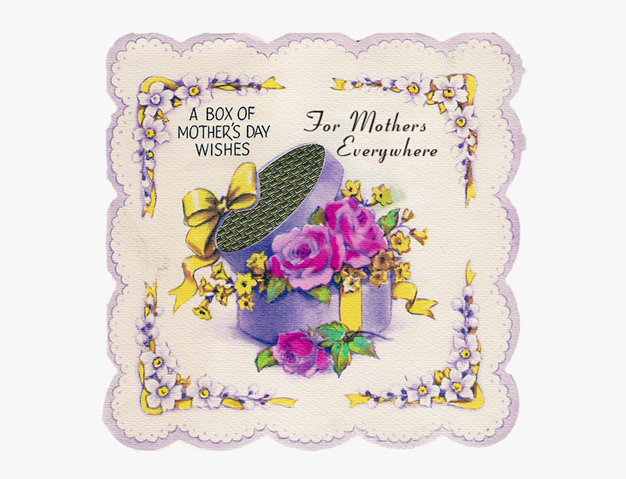 Free Happy Mothers Day Clip Art, Transparent Clipart