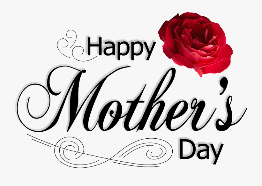 """Happy Mother""""s Day Png - Happy Mothers Day Hd, Transparent Clipart"""
