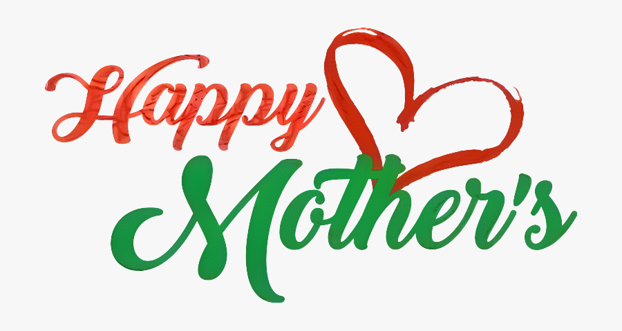 "Portable Network Graphics Mother""s Day Image Transparency - Happy Mothers Day Png Transparent, Transparent Clipart"
