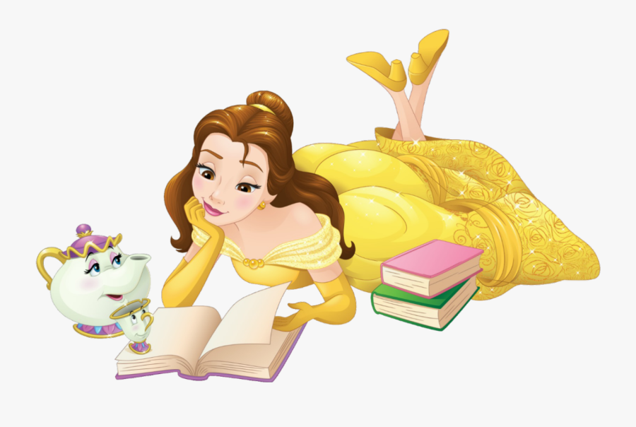 Beautiful 14 Cliparts For Free , Transparent Cartoons - Disney Princess Belle Png, Transparent Clipart