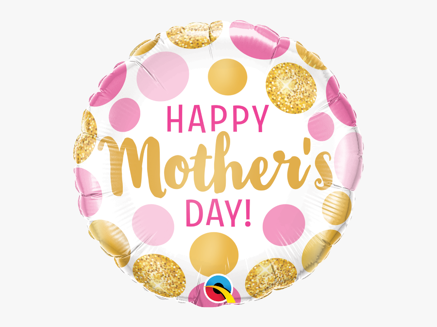 Clipart Balloons Mothers Day - Mothers Day Foil Balloon, Transparent Clipart