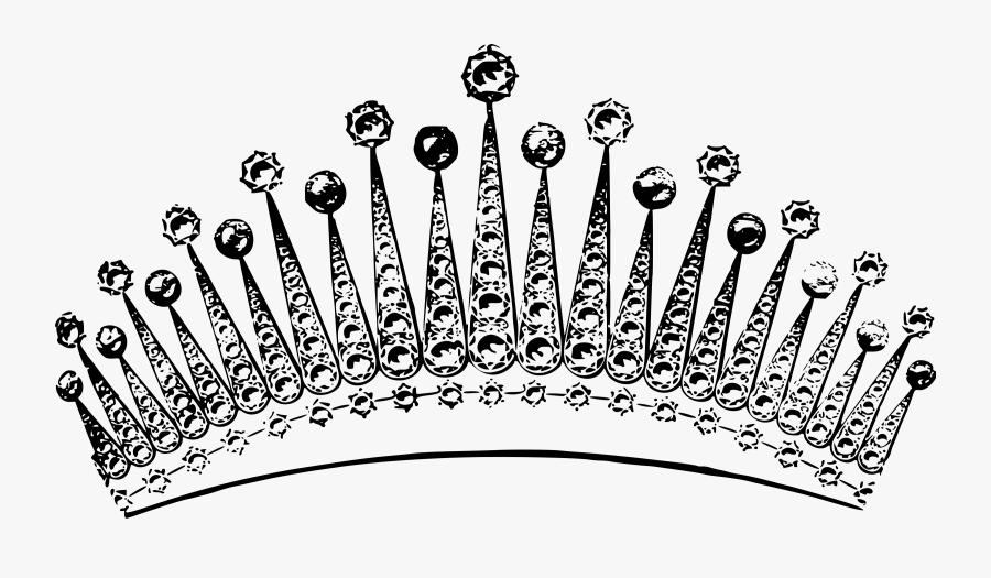 Clipart - Baby Purple Princess Crown, Transparent Clipart