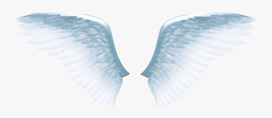 Angel Wing Icon - White Angel Wings Transparent, Transparent Clipart
