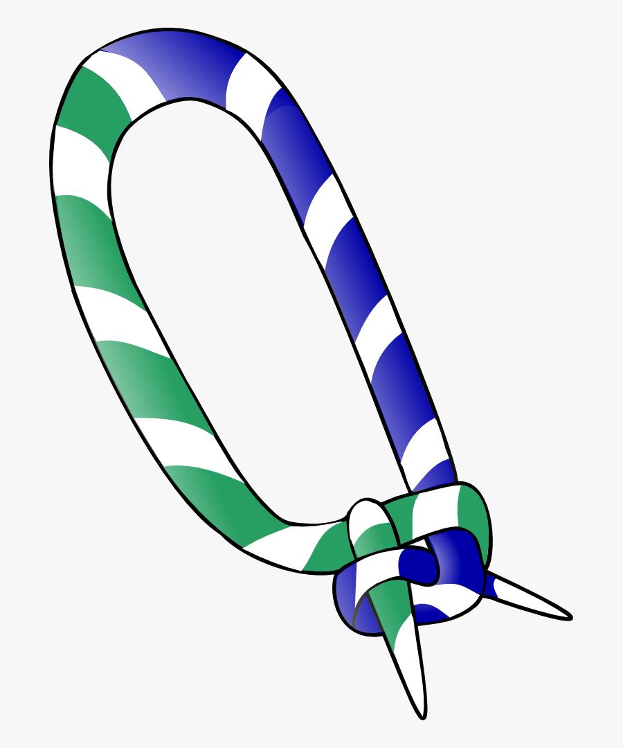 Scout Scarf Trois Raisses - Scout Scarf Art Line, Transparent Clipart