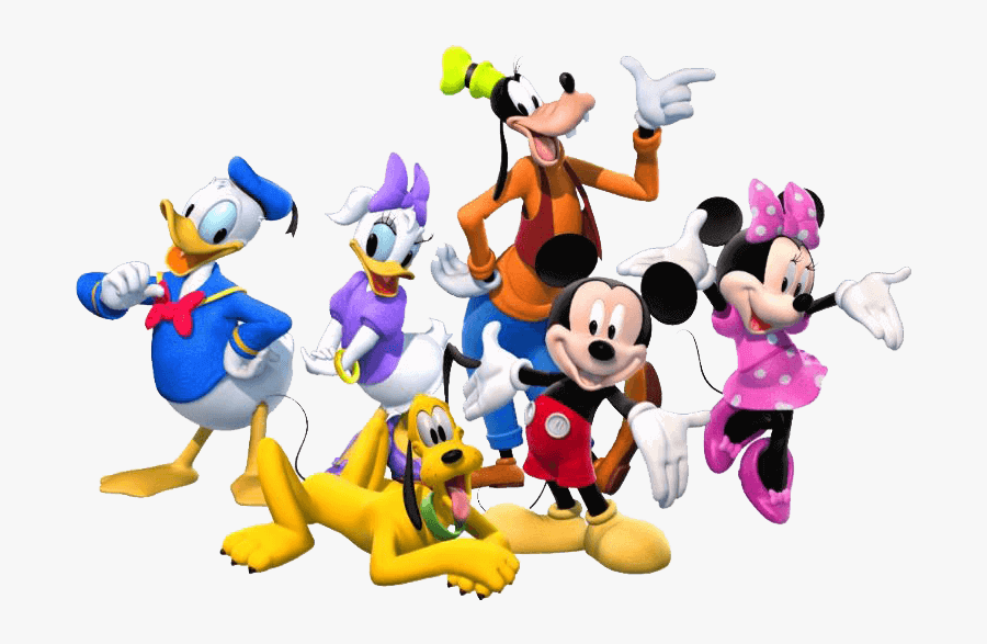 Mickey Mouse Clubhouse Clipart - Mickey Mouse Clubhouse Png, Transparent Clipart