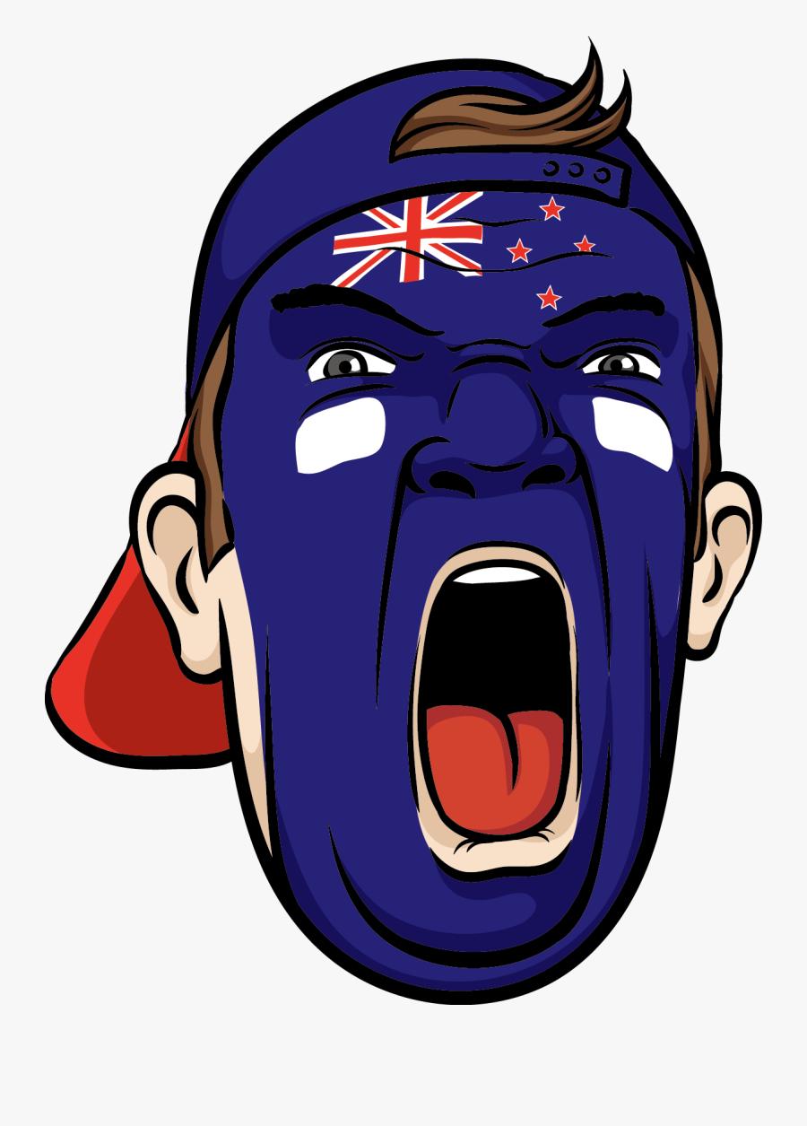 Fifa Australia Cup National Football Fan Team Clipart ... (900 x 1255 Pixel)