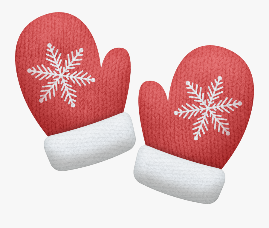 Kaagard - Winter Mitten Clip Art, Transparent Clipart