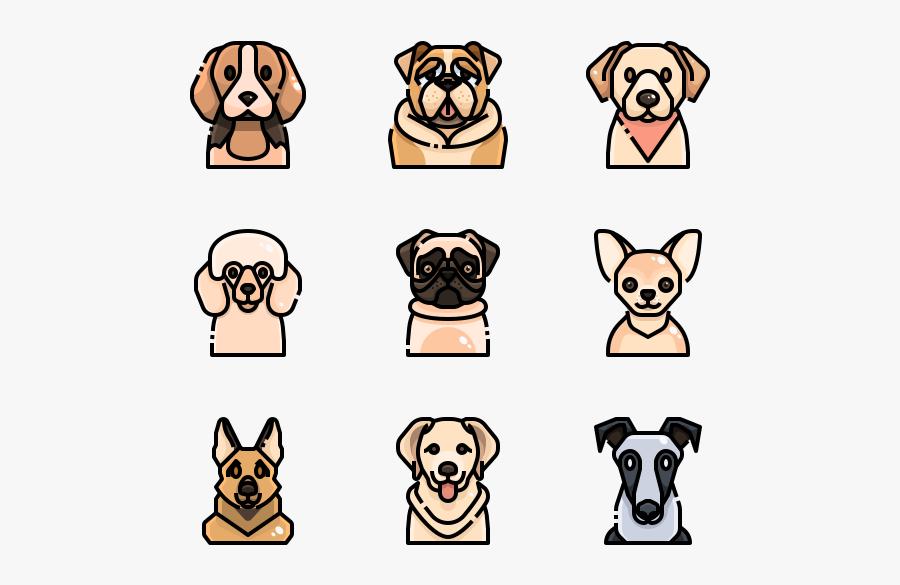 Dog And Cat - Companion Dog, Transparent Clipart