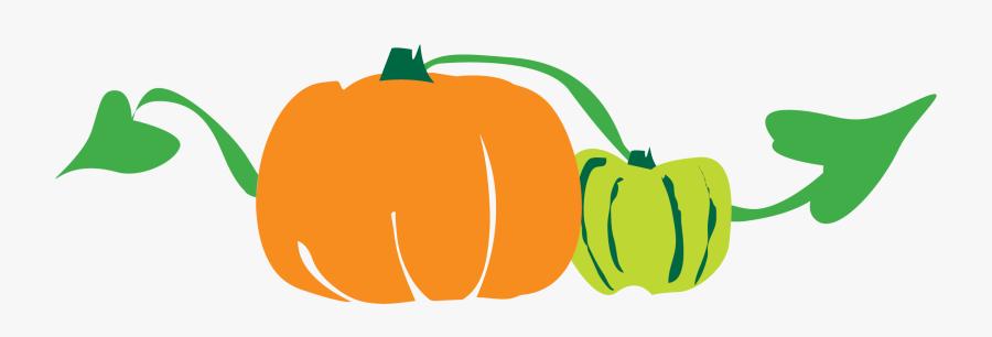 Pumpkin Tours - October Pumpkin, Transparent Clipart