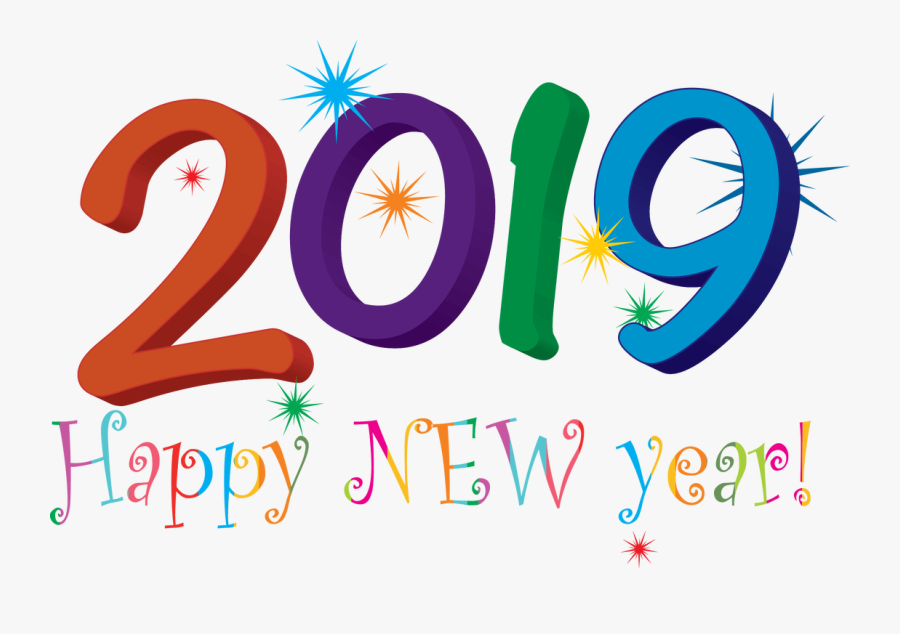 Transparent New Years Eve Png - Graphic Design, Transparent Clipart