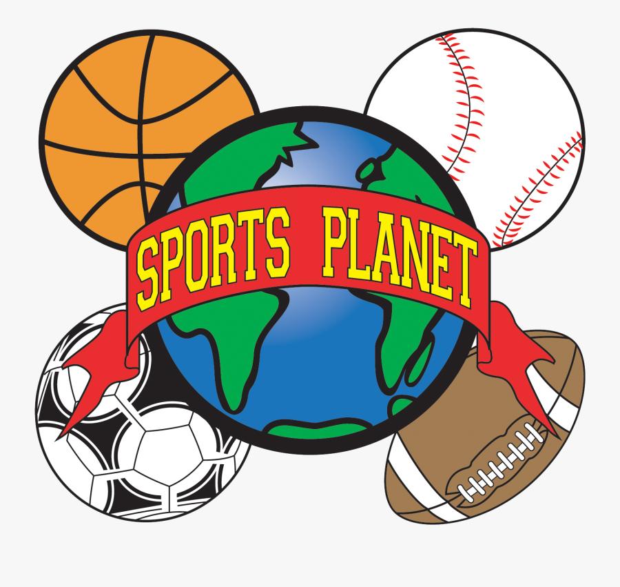 Sports Planet, Transparent Clipart