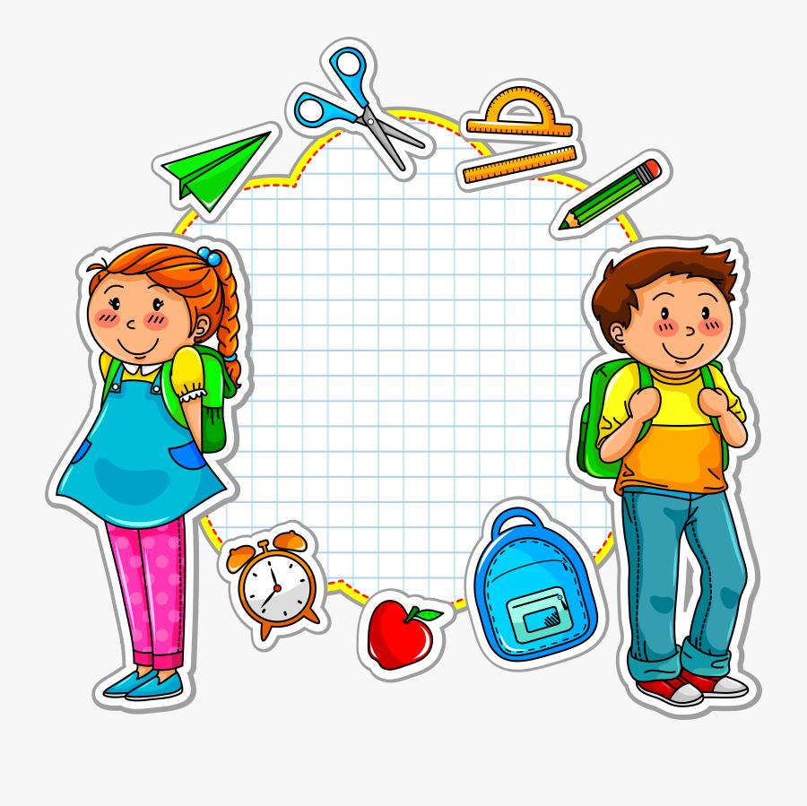 School Paper Pin Kindergarten Clip Art - Scraps Kids, Transparent Clipart