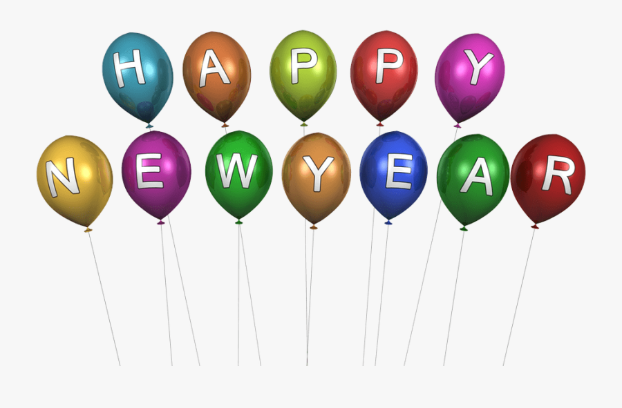 Free New Years Clip Art - New Year, Transparent Clipart