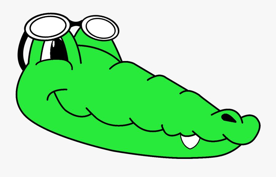Alligators Paradise Coast Swim, Transparent Clipart