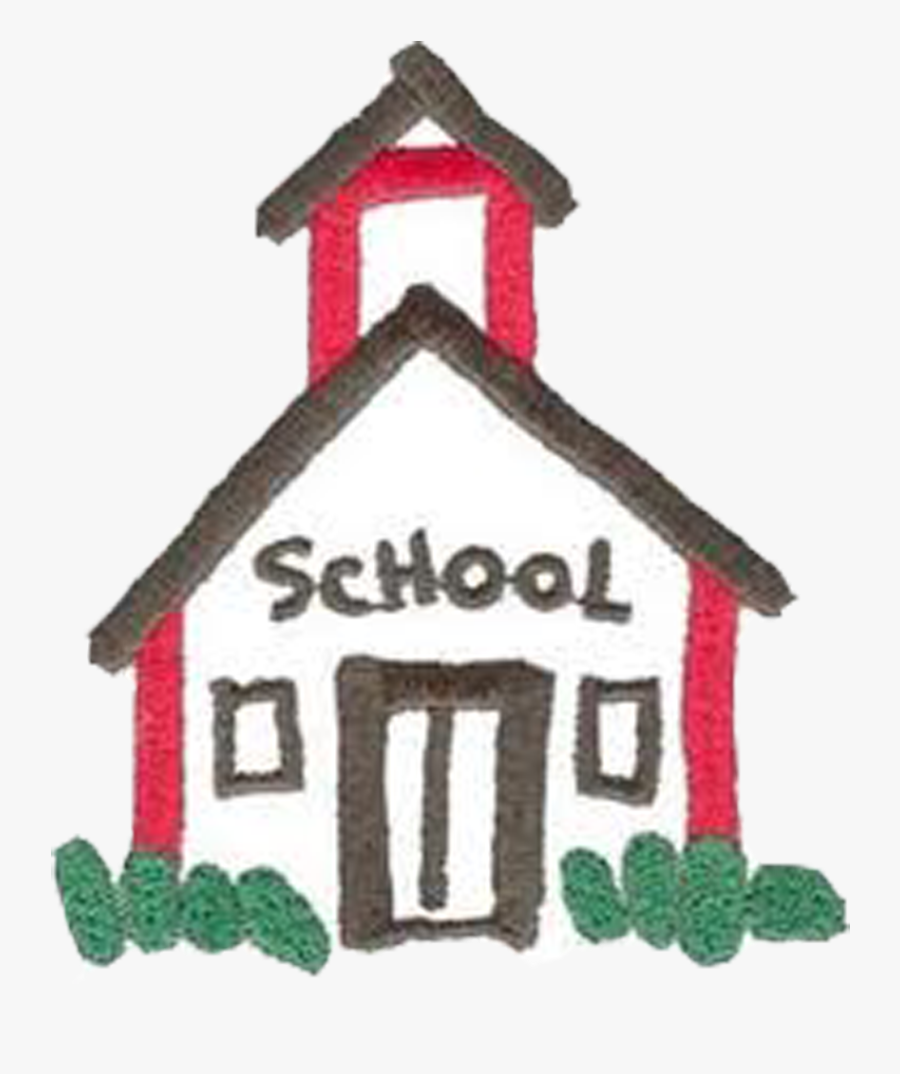 School House Clipart Kindergarten - School Pal Paks Nazarene Church, Transparent Clipart