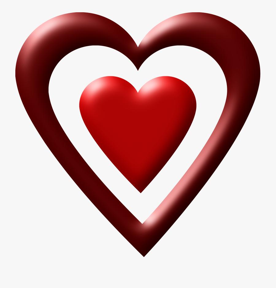 Heart 5 Clip Arts - Clip Art, Transparent Clipart