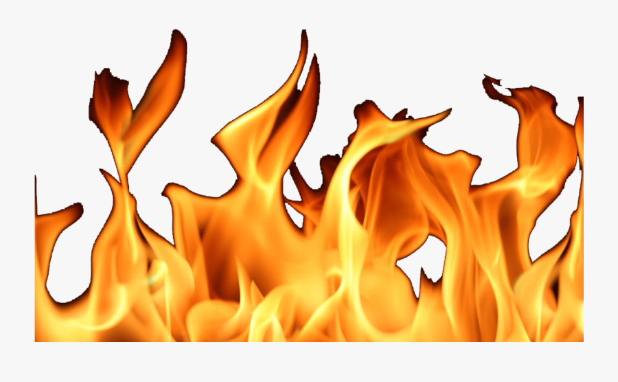 Transparent Flames Gif Png - Transparent Transparent Background Fire Clipart, Transparent Clipart
