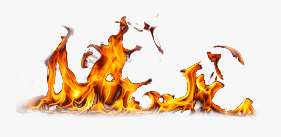 Transparent Fire Png Images - Fire Smoke Png Transparent, Transparent Clipart