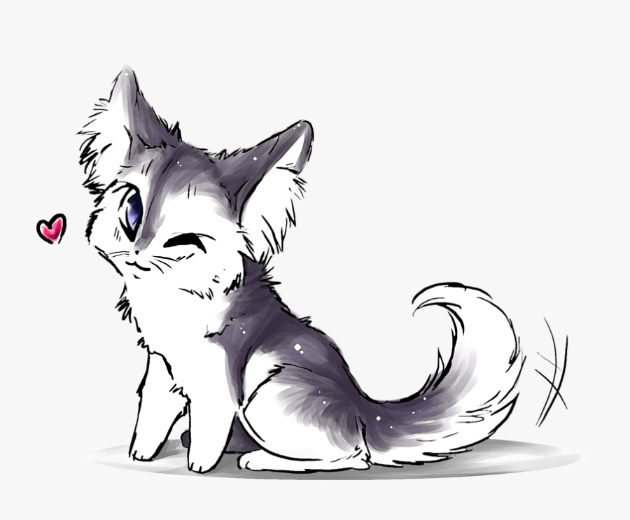 Kittens Drawing Calico Kitten Huge Freebie Download - Cat Drawing, Transparent Clipart