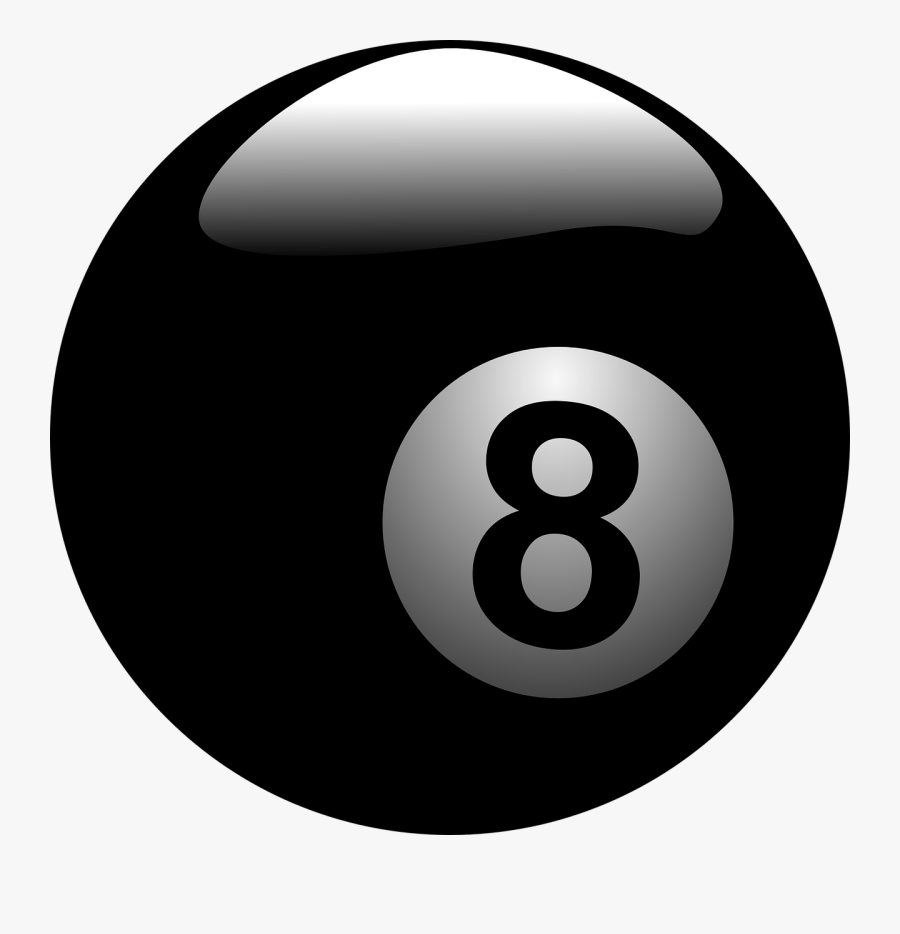 8 Ball Clip Art
