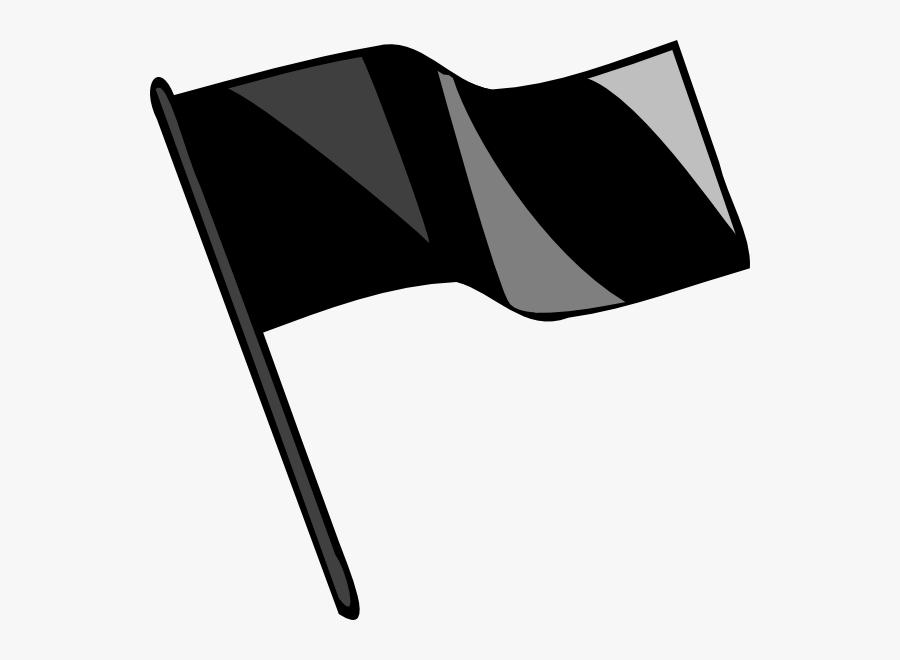Black Flag Svg Clip Arts - Capture The Flag Flag, Transparent Clipart